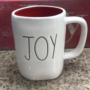 Rae Dunn Dining - 🌲 JOY Christmas Holiday Mug by Rae Dunn NEW